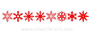 Snowflakes-St