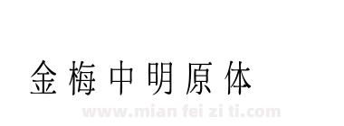 金梅中明原体国际码